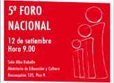 Foro Nacional EPJA